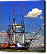 Old Ironsides 1012 Canvas Print