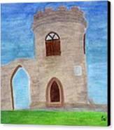 Old John - Bradgate Park Canvas Print by Bav Patel