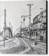 Old Manahawkin Canvas Print