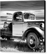 Oldsmobile Canvas Print by Shannon Rogers