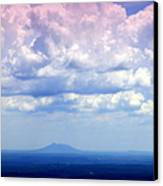 On A Clear Day Canvas Print by Karen Wiles