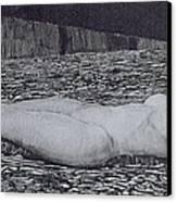 One Corpse Canvas Print