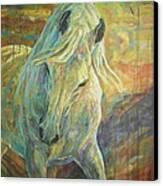 Opal Dream Canvas Print by Silvana Gabudean