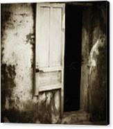 Open Door Canvas Print by Skip Nall