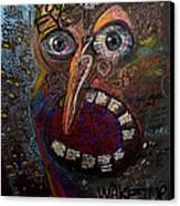 Open Your Eyes Canvas Print by Frank Robert Dixon
