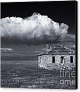 Outback Ruin Canvas Print