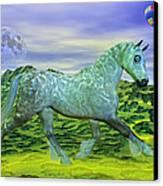 Over Oz's Rainbow Canvas Print