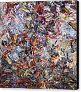 Paint Number 42 Canvas Print