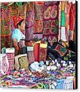 Panama City Canvas Print by Ivan SABO