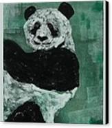 Panda - Monium Canvas Print
