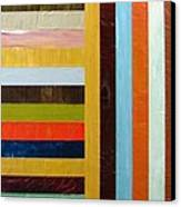 Panel Abstract L Canvas Print