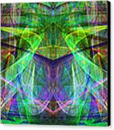 Parallel Universe Ap130511-22 Canvas Print by Wingsdomain Art and Photography