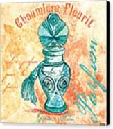 Parfum Canvas Print by Debbie DeWitt