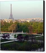 Paris Autumn Canvas Print