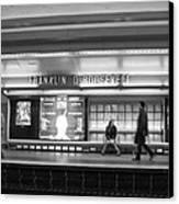 Paris Metro - Franklin Roosevelt Station Canvas Print