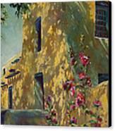 Park Avenue Pueblo Canvas Print by Chris Brandley