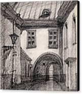Passage Canvas Print by Serge Yudin