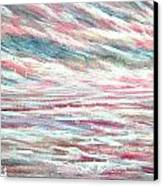 Pastel Mixture Canvas Print by Janet Moss