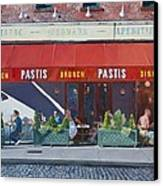 Pastis Canvas Print by Anthony Butera