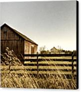 Pasture Canvas Print by Margie Hurwich