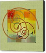 Patchwork II Canvas Print by Ben and Raisa Gertsberg