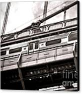 Patco Canvas Print by Olivier Le Queinec