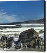 Patrick's Rocks Canvas Print