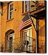 Patriotic Canvas Print by Southern Photo