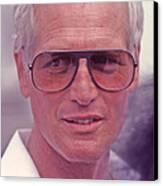 Paul Newman 1925 - 2008 Canvas Print