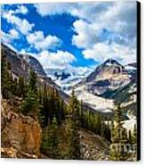 Payto Lake Glacier  Canvas Print