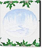 Peace Canvas Print by Judy M Watts-Rohanna
