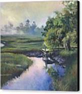 Peace Like A River Canvas Print