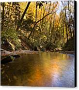 Peace Like A River Canvas Print