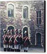 Period Soldiers Canvas Print by Joana Kruse