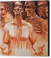 Persecution Canvas Print