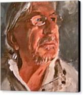 Petko Pemaro Canvas Print by Sharon Burger