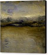 Pewter Skies Canvas Print