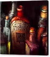 Pharmacy - A Safe Rheumatic Cure  Canvas Print