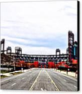 Phillies Stadium - Citizens Bank Park Canvas Print