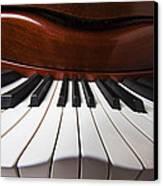 Piano Dreams Canvas Print by Garry Gay