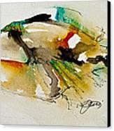Picasso Trigger Canvas Print