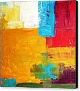 Pieces Canvas Print by Venus