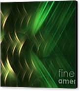 Pine Canvas Print by Kim Sy Ok