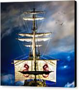 Pirates Canvas Print by Bob Orsillo