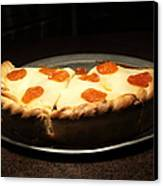 Pizza Pie - 5d20701 Canvas Print