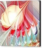 Playing With Colors Canvas Print by Anastasiya Malakhova