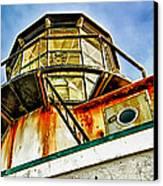 Point Bonita Lighthouse Canvas Print by Robert Rus