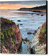 Point Lobos State Reserve 3 Canvas Print by Emmanuel Panagiotakis