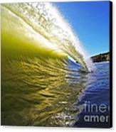 Point Of Contact Canvas Print