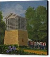 Polo Lime Kiln Canvas Print